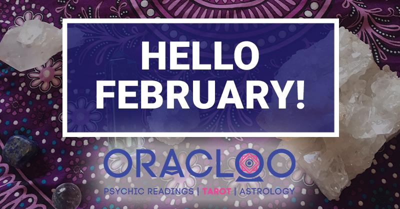 Oracloo Hello February