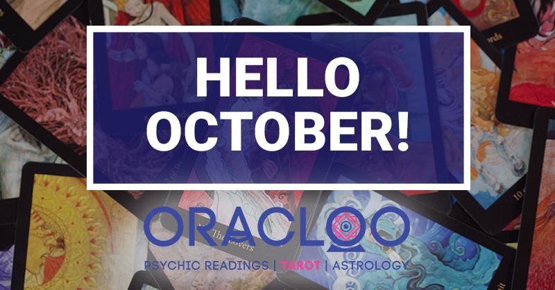 Oracloo Hello October