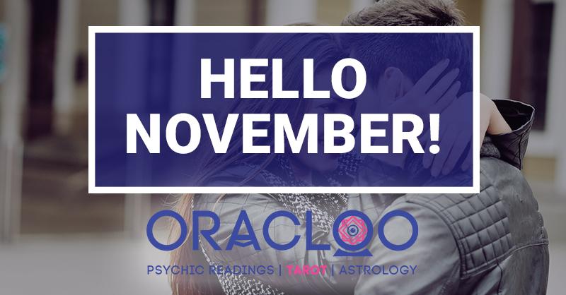 Oracloo Hello November