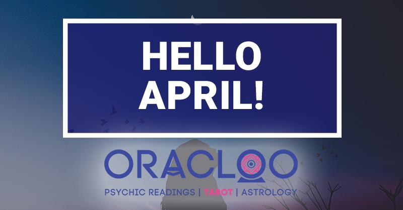 Oracloo Hello April