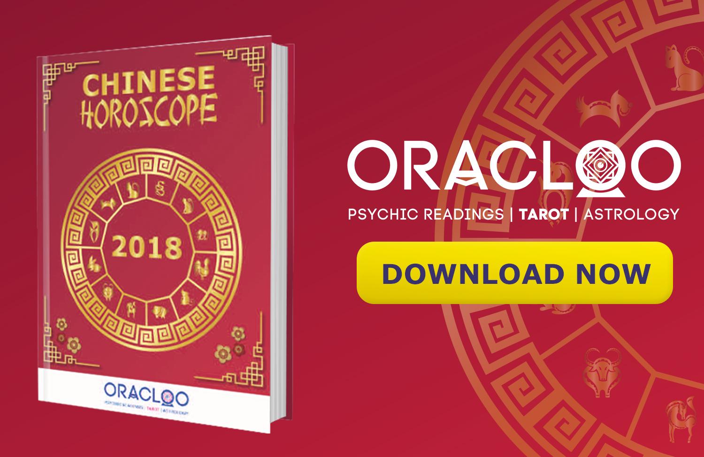 Oracloo Horoscope Chinese 2018