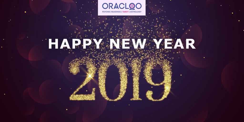 Happy New Year Oracloo 2019
